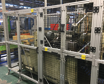 ABB Safety Fencing Case Study